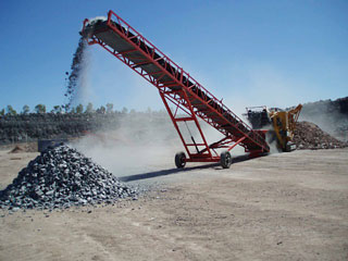 Belt Conveyor Manufacturer for Mining