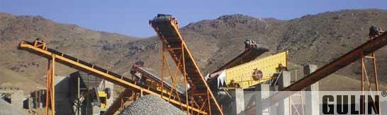 150TPH - 200 TPH Stone Crusher Plant
