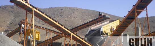 350TPH - 400 TPH Stone Crusher Plant