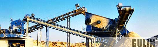 80TPH - 120TPH Stone Crusher Plant