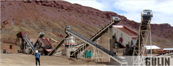 Andesite Crushing Plant In Indonesia