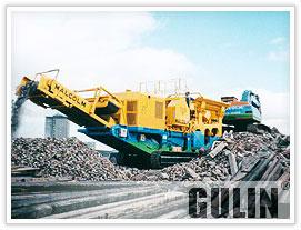 Construction Waste Crushing Technic