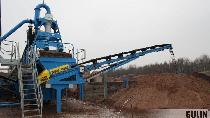 Construction Waste Recycling Plant