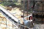 Granite Crushing Plant in Sri Lanka