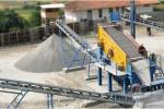 Sand Making Plant Designed in UAE