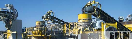 500TPH - 600 TPH Stone Crusher Plant