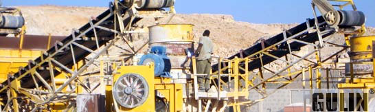 600 TPH - 800 TPH Stone Crusher Plant