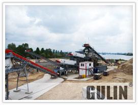 Concrete Production Line