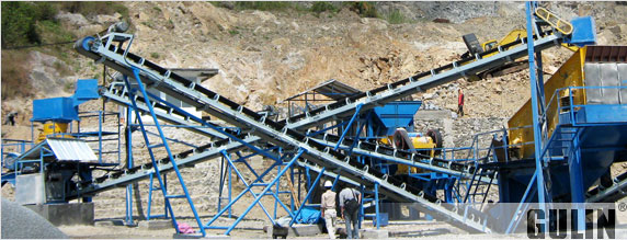 Copper Ore Crushing Plant in Chile