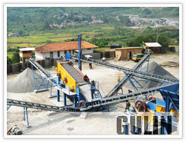 Highway Stone Production Line