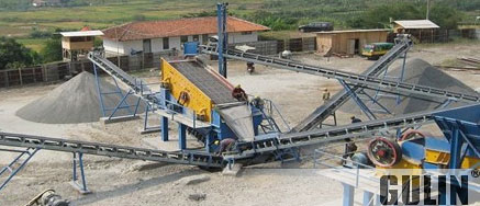 Artificial sand for construction