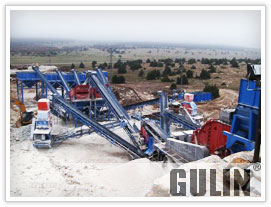 Sand Making Production Line