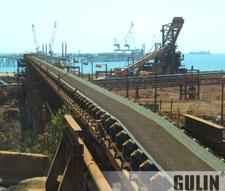 Wharf Belt Conveyor